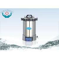 China Temperature Controller Portable Autoclave Sterilizer With Indication Light on sale