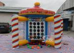 5in1 Outdoor blow up Kids and Adults Inflatabe Carnival Games For New Year Carnival Event