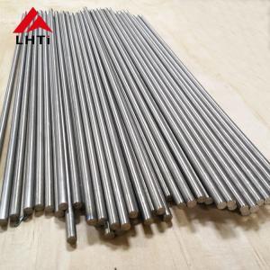 China Grade 1 Grade 2 Titanium Rod 10mm 12mm 40mm Forged Customized Length on sale