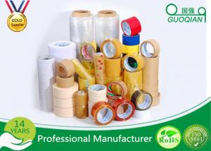 China Water Based Popular Custom Printed Packing Tape OPP With Strong Adhesive Glue on sale