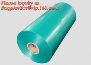China pvc heat shrink packaging film,Customized plastic shrink film,plastic shrink wrap,shrink film pvc,POF/polyolefin shrink on sale