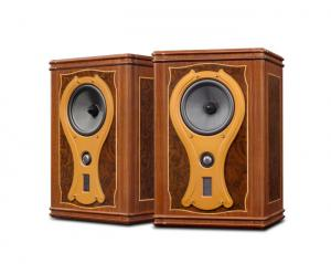 China Wooden Hi Fi Passive Home Stereo Speakers for DVD / Computer / TV on sale