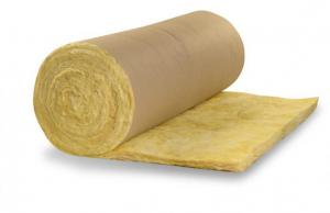 China High Performance Ceiling  Fiber Glass Wool Insulation Eco Friendly on sale