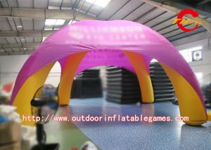 China New Type Big Party Inflatable Tent For Exhibition/Grass Giant Inflatable Tent on sale