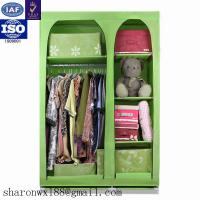China Housekeeping double color wardrobe design furniture bedroom for promotion on sale