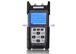 China OTDR 3302 Handheld 36dB Optical Test Equipment on sale