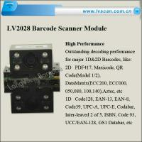 China LV2028 omni-directional barcode scanner on sale