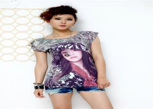 China Ligth Color T-shirt heat transfer sublimation paper , Waterproof T shirts printing paper on sale