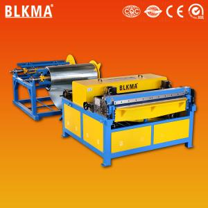 China High efficiency auto duct line 3, hvac duct making machine, super auto duct line 3 on sale