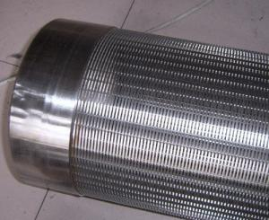 China Water well drilling used Johnson stainless steel pipe filter screens on sale