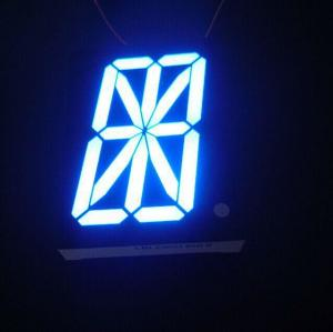 China 2.3 inch single digit 16 Segment LED Display For elevator floor indicator on sale