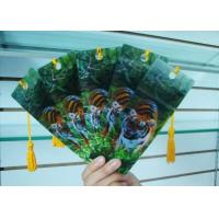 China PLASTICLENTICULAR Printed Waterproof 3D Lenticular Bookmark pvc pp pet 3D lenticular anime bookmark with tassel on sale