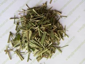 China Cymbopogon citratus leaf dried leaves for spice xiang mao cao on sale