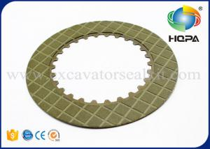 China Komatsu Excavator Spare Parts 714-12-19710 Friction Clutch Disc For WA100-3 Excavator on sale