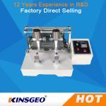 Probador de descoloración de la fricción mojada y seca del cuero de la máquina de prueba del cuero de 60 CPM