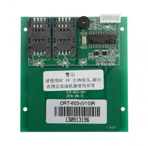 China Utility 13.56 MHz Contactless RFID Card Reader For Windows XP / Windows 7 on sale