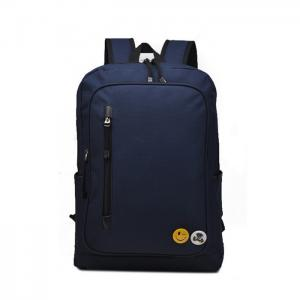 China Various colors optional Promotional Cheap Backpack/High Quality leisure school bag with Customized Logo backpack on sale