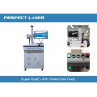 3D Dynamic Metal Laser Marking Machine , Wood Engraving Etching Machine With CE