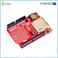 XD-204 Data Logging Recorder Shield V1.0 for Arduino UNO Data Collection Logger Module SD Card Socket