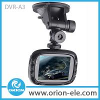 China DVR-A3 h 264 mov video recorder for car camera black box on sale