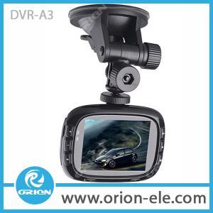China DVR-A3 h 264 mov video recorder for car camera black box on sale