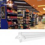 Length 1200mm 80CRI LED Linear Suspension Lighting For Supermarket