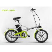 China batería de 36v 8-12ah que dobla al peso ligero eléctrico de la bicicleta plegamiento eléctrico de las bicis del mini on sale