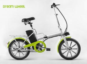 China 36v 8-12ah Battery Folding Electric Bikes Mini Folding Electric Bicycle Light Weight on sale