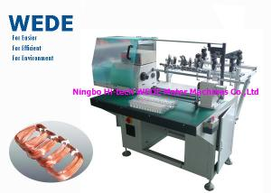 China Micro Induction Ac Motor Winding MachineCNC Contoller 1 - 8 Pcs Heads on sale
