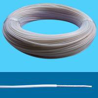 China Silver-coated copper conductor FEP insulated wire and cable for internal wiring on sale