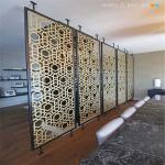 Perforated Carved Aluminum Panel for Decoration Wall partition metal screen