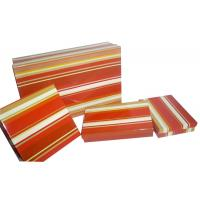 Shining Laminated Keepsake Gift Boxes 30cm x 28cm x 8cm With 1200gsm