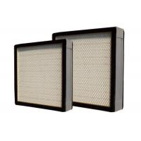 Cleanroom Portable Hepa Air Filters / Hepa Air Conditioning Filter