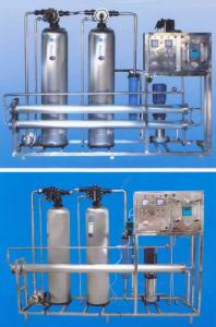 China 3000L/H Reverse Osmosis Water Treatment System on sale