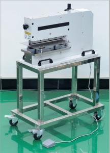 China High precision high speed  GUILLOTINE TYPE PCB CUTTING MACHINE ML-620 on sale