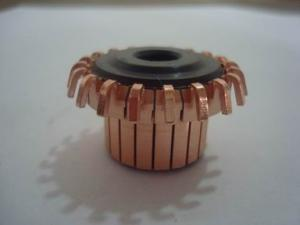China Fan motor commutator on sale