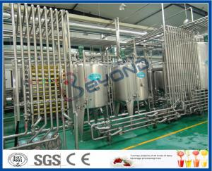 China Juice Processing Machine Juice Manufacturing Plant For Seabuckthorn on sale