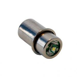 China 3w  Maglite Torch Flashlight CREE LED Bulb 180 Lumen Upgrade for 3/4 C or D Cell on sale