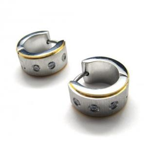China Fashion High Quality Tagor Jewelry Stainless Steel Earring Studs Earrings PPE291 on sale