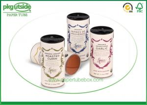 China Creative Cardboard Tube Packaging , Eco - Friendly Cardboard Cylinder Tubes on sale