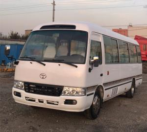 China 100% Japan used Toyota Coaster mini bus used cars used coach bus for sale with cheap price on sale