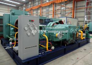 China CNG gas compressor for CNG refueling station on sale