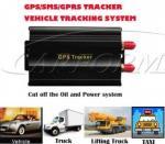 GPS車の追跡者はGSM GPRSのためのオイルおよびパワー系統車の実時間追跡者を断ち切りました