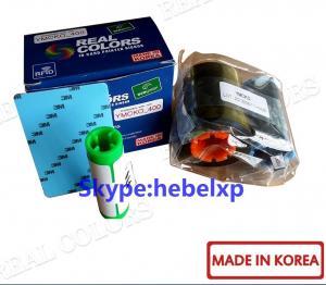 Compatible HITI CS200 Ribbon YMCKO_400 Images Made In South Korea