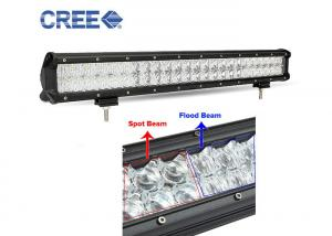 China Super Bright Jeep Cree LED Light Bar 4X4 12.5 21.5 42 50 IP67 Enegry Saving on sale