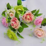 China silk flowers arrangements wholesale