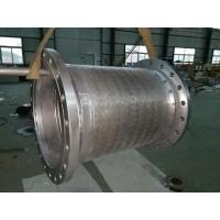 China Steel hose / Big Diameter Flexible Metal hose / Big Diameter Stainless steel flexible hose on sale