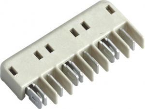 Quality 6 conectores del bronce de fósforo del Pin SMT LED 4.0m m a prueba de polvo for sale