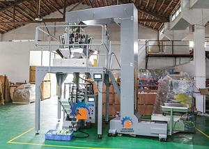 China High Performance Snack Vertical Packaging Machine For Sugar / Chips / Pasta on sale