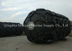 China Low Counterforce Inflatable Marine Floating Rubber Fenders for Commercial Ships on sale